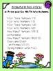 Spring Math Worksheets for Kindergarten - Numbers to 20