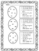 Spring Math and Language Activities