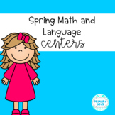 Spring Math and Language Centers