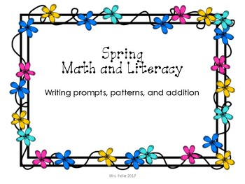 Spring Math and Literacy