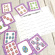 Spring Math and Literacy Centers Mini Bundle