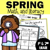Spring Worksheets | Spring Activities | Math Worksheets