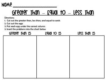 Spring Math and literacy fun sheets