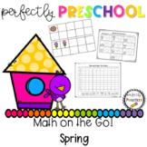 Spring Math on the Go!