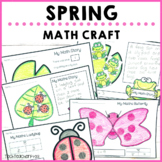 Spring Math Activities for Early Years Word Problems Part Part Whole