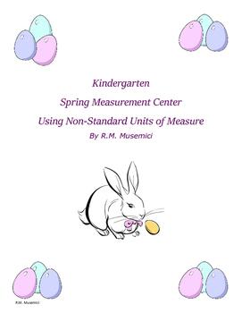 Spring Measurement Eggs