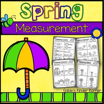 Spring Measurement *Print-N-Go!*