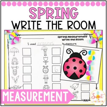 Spring Measurement Write the Room