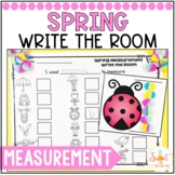 Spring Write the Room- Measurement