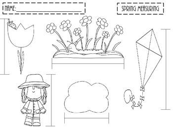 Spring Measuring (non-standard)