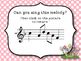 Spring Melodies - Interactive Melodic Reading Game {Do} Kodaly