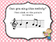 Spring Melodies - Interactive Melodic Reading Game {Re} Kodaly