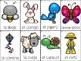 Spring- Memory Card Game (SPANISH & ENGLISH)