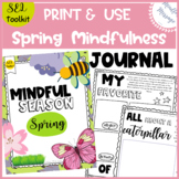 Spring Mindfulness Activity { PDF}