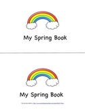 Spring Mini Book