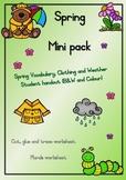 Spring Mini Pack