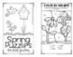 Spring Mini Puzzle Book BUNDLE for K-5