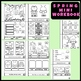 Spring - Mini Workbook