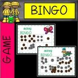 Spring Money Bingo