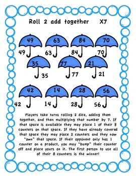 Spring Multiplication Bump