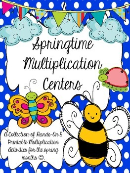 Spring Multiplication Centers