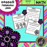 Spring Multiplication Math Jokes