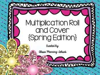 Spring Multiplication Roll and Cover/Color