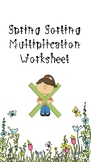 Spring Multiplication Sort