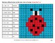 Spring: Multiplying Whole Numbers by Decimals - Math Mystery Pictures