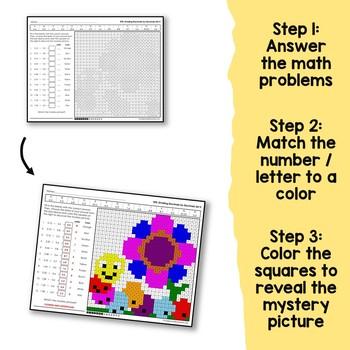 Spring Multiplying and Dividing Decimals