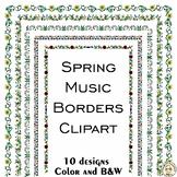 Spring Music Borders