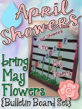 Spring Music Bulletin Board {Treble Lines and Spaces}
