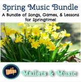 Spring Music Bundle