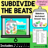 Easter Music Game & Activities - Jelly Beans Subdivision
