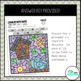 Spring Music Worksheets: Color by Note Name - Bundle