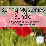 Drawing Conclusions: Spring Mystery Bundle