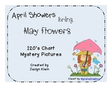 April Showers Mystery Pictures