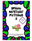 Spring Mystery Pictures 2 (with adding tens)