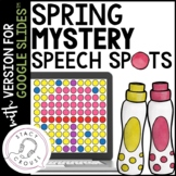 Spring Mystery Speech Spots for Articulation Practice