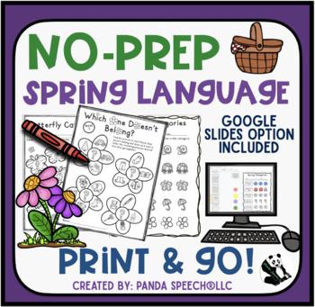 Spring NO PREP Language Pack