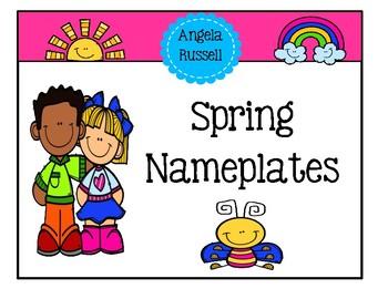Spring Nameplates