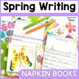 Spring Writing Prompts for 1st Grade