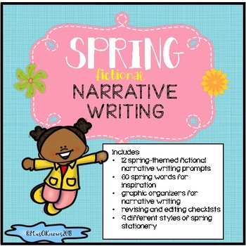 Spring Narrative Writing - Fictional