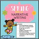 Spring Narrative Writing - Fictional