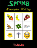 Spring Narrative Writing (Tic-Tac-Toe)