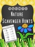 Spring Nature Hunt! {Freebie}