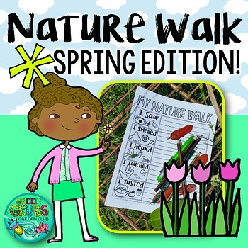Spring Nature Walk FREEBIE