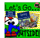 Spring Nature Walk with Student View Finders