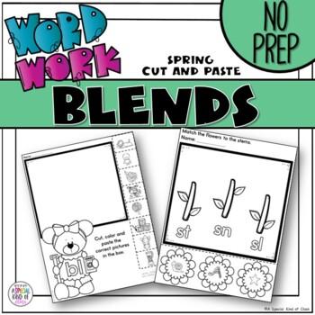 Spring No Prep Blends