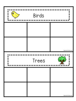 Spring Non-Identical Sorting Activities #luckydeals